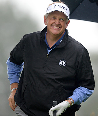 Colin Montgomerie is a member of the Hall of Fame's class of 2013.