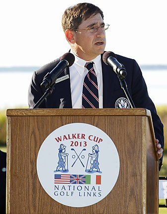 Glen Nager tried to change the USGA's management structure, but his term as president will end in February.