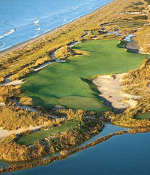 <strong>Pete's Peril:</strong> The 15th at Kiawah's Ocean Course