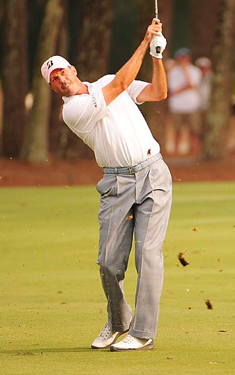 Matt Kuchar, the highest-ranked player in the field in Texas, is coming off a T3 finish at the Masters.
