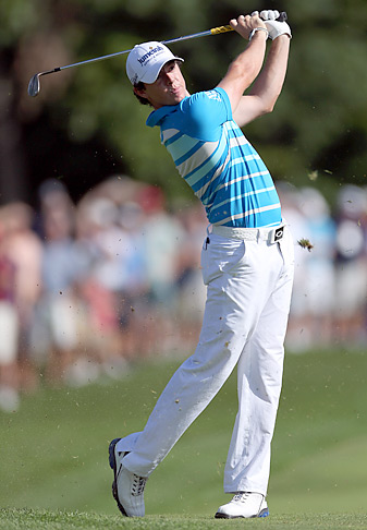 Rory McIlroy won the Deutsche Bank by one shot after a final-round 67.