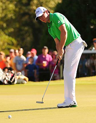 Rory McIlroy has four wins this season.