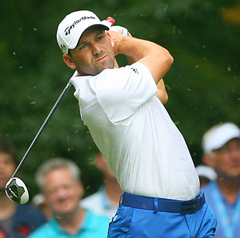 Sergio Garcia is seeking his first PGA Tour victory since 2008.