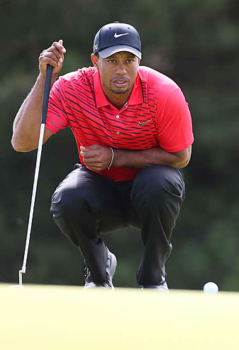 Fresh off a T3 at the British Open, Tiger Woods will chase his eighth career win at Firestone this week.