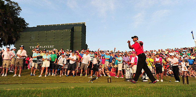 Tiger Woods enters the week ranked No. 1 and chasing his fifth career green jacket.