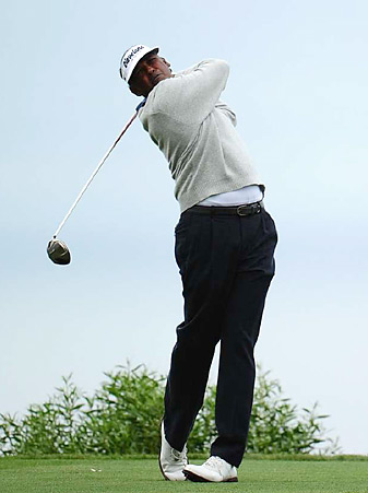 Vijay Singh admitted to repeated using deer antler spray, a substance that is banned by the PGA Tour.