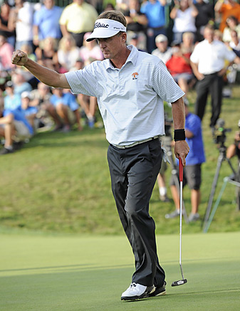 Willie Wood earned his first career Champions Tour win.