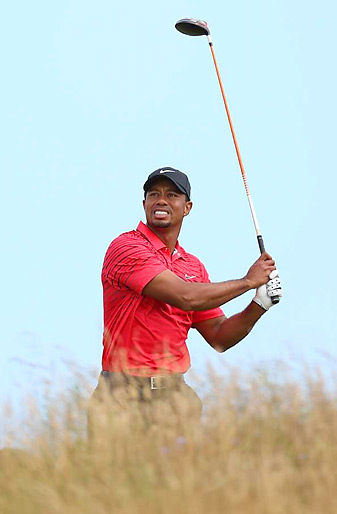 Tiger Woods and rest of the Open field played under sunny skies for most of the week at Lytham. Don't expect the same at the PGA at Kiawah.