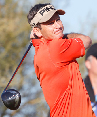 Mark Wilson beat Lee Westwood 1-up in the consolation match.