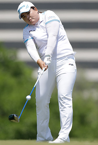 Inbee Park earned her fifth title in her last 18 starts.