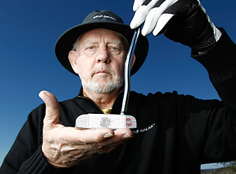 Dave Pelz says that without feedback, you'll never learn why you miss putts and how to fix them.