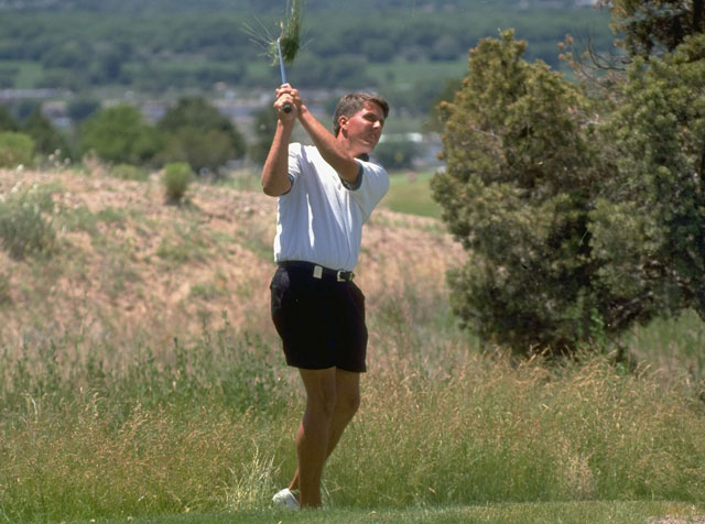 Phil Mickelson won the 1992 NCAA championship while a member of the Arizona State Sun Devils.
