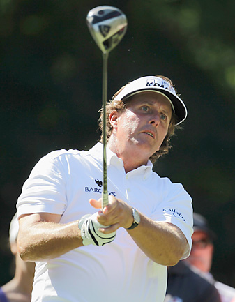 Phil Mickelson has joined a group of investors who want to buy his hometown San Diego Padres.