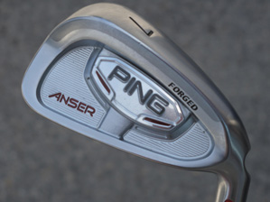 Ping Forged Anser irons