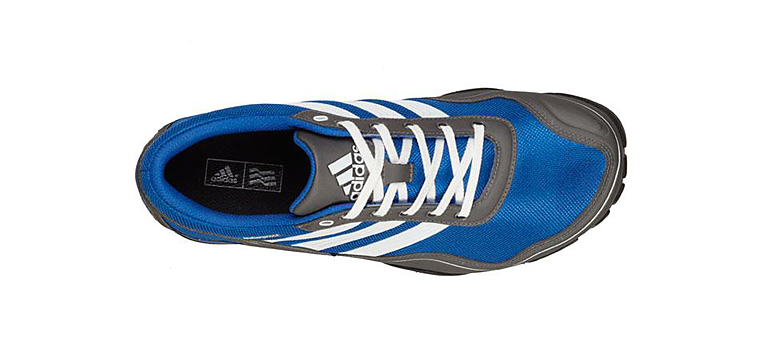 Natural motion golf shoes like Adidas Puremotion borrow from barefoot running to aid on-course stability