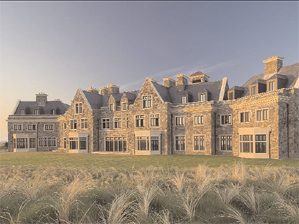 The Lodge at Doonbeg, overlooking the Atlantic