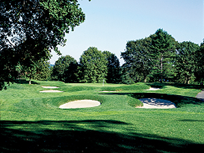 The sixth at Plainfield, No. 65 on our Top 100 Courses in the U.S.