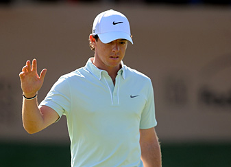 Rory McIlroy will skip the AT&T National at Congressional in 2012.