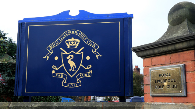 Royal Liverpool last hosted the Open Championship in 2006.