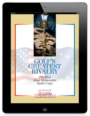 'Golf's Greatest Rivalry' is available now.