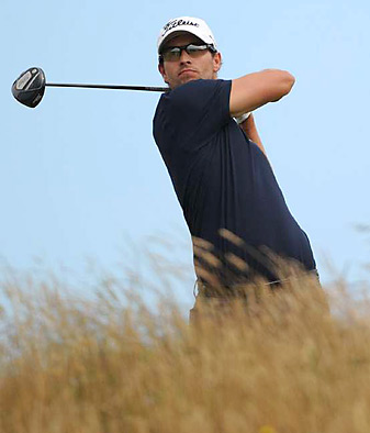 Two leftward shots late in the final round helped seal Scott's fate at the British Open.