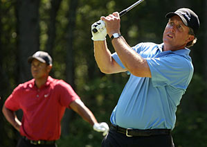 Phil Mickelson's history at Cog Hill is lousy, so why return next week?