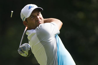 Sergio Garcia will take this week off after finishing T57 at The Barclays.