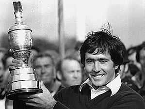 Seve Ballesteros wins 1979 British Open