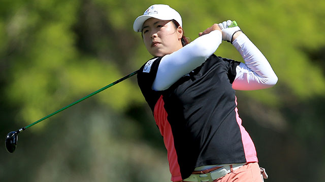 Shanshan Feng became the LPGA Tour's first Chinese winner in 2012.