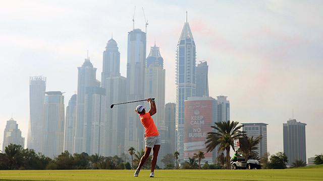 Stacy Lewis won three times on the LPGA Tour in 2013.