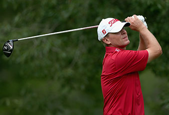 Steve Stricker closed with a 4-over 74 to finish T35 at the Greenbrier Classic on Sunday.