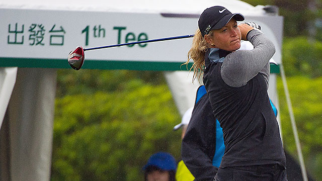 Even with a victory in Taiwan, Suzann Pettersen cannot overtake Inbee Park atop the LPGA rankings, but a good finish would close the gap with two tournaments remaining.
