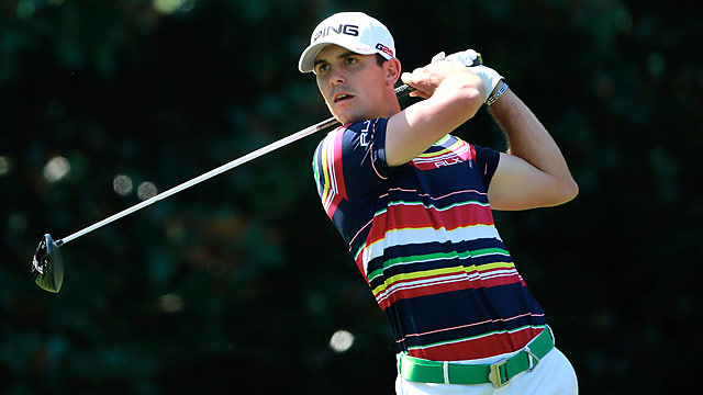 Billy Horschel is the only player in the Frys.com field this week who qualified for the Tour Championship.
