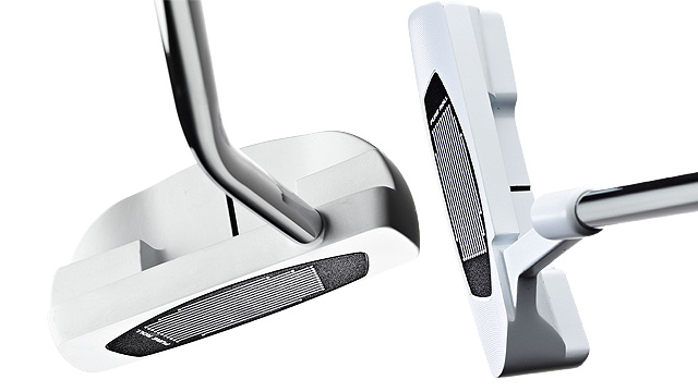 TaylorMade Ghost Tour FO-72 (left), Ghost Tour DA-12