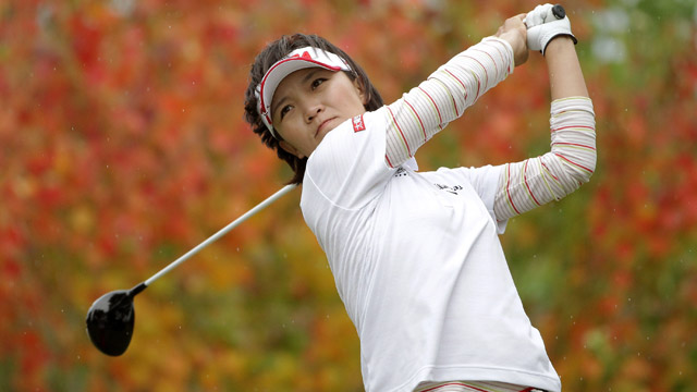 Lu has three runner-up finishes and 13 top-10s this season on the JLPGA.