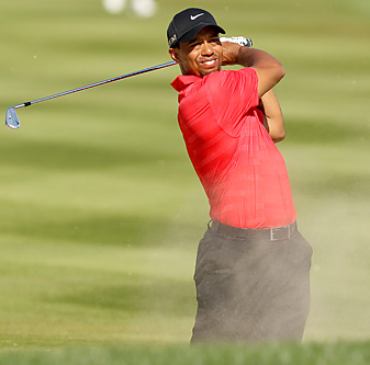 Tiger Woods is in the field this week at Pebble Beach.