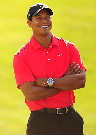 Tiger Woods matched Jack Nicklaus with his 73rd career PGA Tour victory on Sunday at the Memorial.