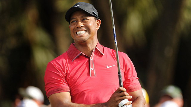 Tiger Woods played his last competitive round at the WGC-Cadillac Championship at Trump National Doral in March.