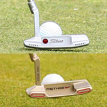 Tiger Woods Putter Changes At 2010 British Open At St
