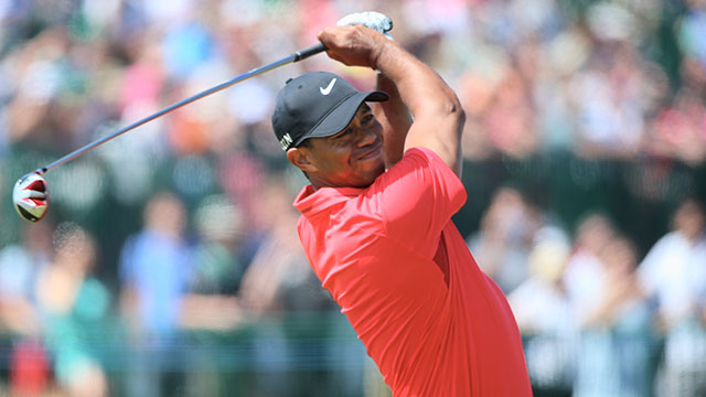 Tiger Woods finished 69th in the 143rd Open Championship at Royal Liverpool.