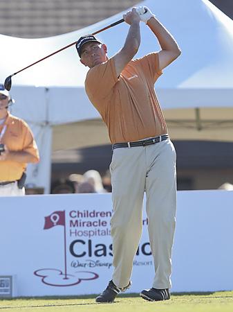 Tom Lehman won three times on the Champions Tour this season.