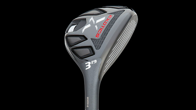 Tour Edge Exotics XCG7 Hybrids