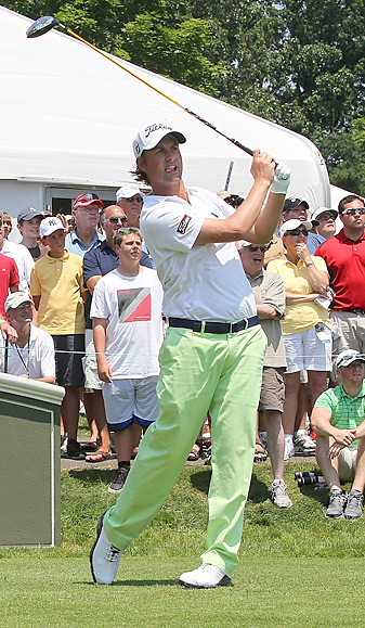 Webb Simpson will take three week off following the Greenbrier Classic.