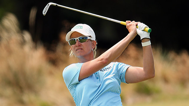 Karrie Webb had previously won the Australian Open in 2000, 2002, 2007 and 2008.
