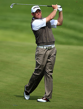 Lee Westwood won the Nordea Masters by five shots with a new set of Ping irons.