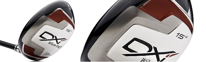 Wilson Staff DXi Fairway Woods