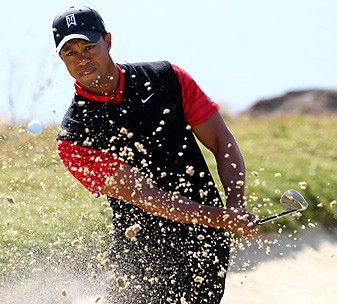 Tiger Woods won his final event of 2011, the Chevron World Challenge.