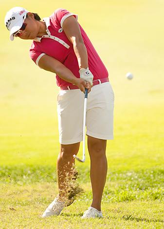 Yani Tseng won 12 tournaments in 2011.