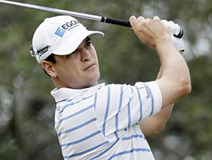 It was Zach Johnson's fourth PGA Tour win, but his first outside the state of Georgia.