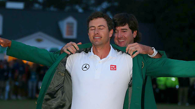 adam scott gets redemption masters 2013 augusta national